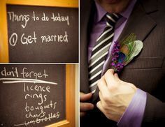 Wedding to do list! love this.