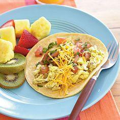 Reteta delicioasa pentru micul dejun: burritos