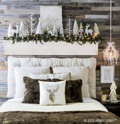 Simple cozy christmas bedroom - It doesn't have to be complicated to on winter decor ideas, winter baking ideas, green and white bedroom ideas, winter bedroom decorations, winter bedroom painting, winter bedroom colors, winter gardening ideas, winter decorating front porch, winter bathroom ideas, winter wall murals, winter recipes ideas, winter tables ideas, winter diy ideas, winter bedroom bedding, winter color ideas, winter bedroom curtains, winter decor after christmas, design on dime living room ideas, winter themed bedroom, winter decorating tips,