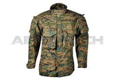 Stalker TDU Mk.II Shirt Light Digital Woodland (Claw Gear) M