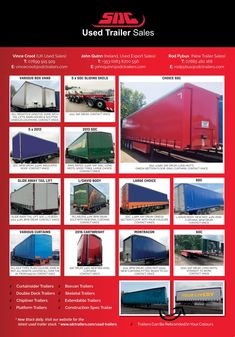 Industrial Machinery, Heavy Machinery, Box Van, Heavy Truck, Trailers For Sale, Sale Promotion, Digital Magazine, Commercial Vehicle, Truck Parts