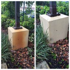 A&D Pressure washing and cleaning commercial  and residential call or text 954 980 0454! Rust removal job , before and after pictures .