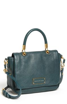 Swoon! MARC BY MARC JACOBS Emerald Handbag