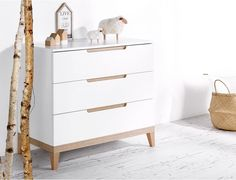 Commode: a loosely defined type of chest or cabinet, usually low, and used as a receptacle, bureau, chest, console.