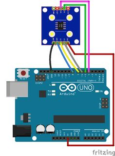 This post shows you how to detect colors with the Arduino using the TCS230/TCS3200 color sensor. The TCS3200 color sensor can detect a wide range of colors.
