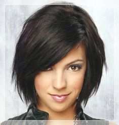Modern short hairstyles men and women hairstyle trends