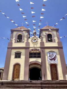 Iglesia en Isla Cedros Baja California