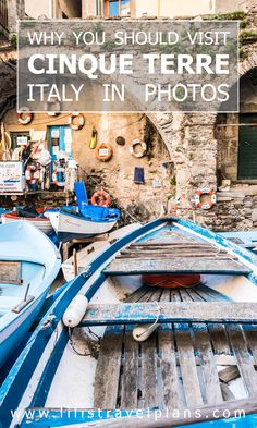 IN PHOTOS - Full practical guide to Cinque Terre, Italy