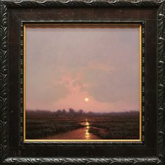 Illumination by Kevin Courter Oil ~ 16 x 16