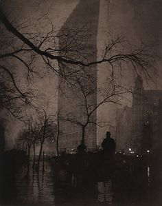 Accidental Mysteries, 10.14.12: Nocturnes: Observatory: Design Observer - Flatiron 1905