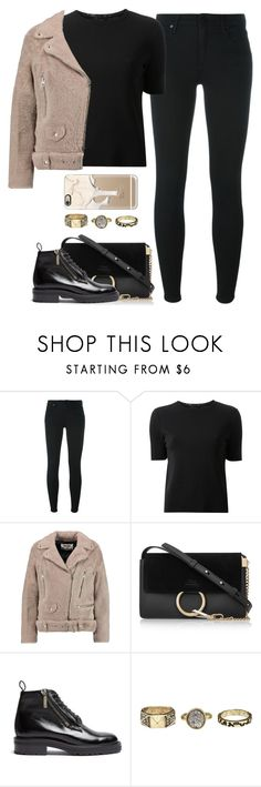 """""""Untitled #990"""" by khalesse ❤ liked on Polyvore featuring Alexander Wang, G.V.G.V., Acne Studios, Yves Saint Laurent, Charlotte Russe and Casetify"""