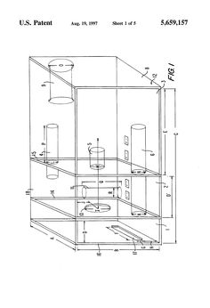 Patent US5659157 - 7th order acoustic speaker - Google Patents