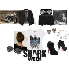 URSTYLE offers you a new creative home and the best alternative for Polyfam! Shark Week, The Beatles, Shake, Polyvore, Fashion Looks, Shopping, Smoothie, Cocktail