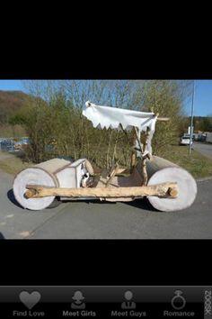Flintstone's Car 2