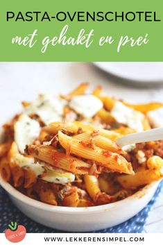 Oven Recipes, Healthy Recipes, Healthy Food, Broccoli Pasta, Good Food, Yummy Food, Oven Dishes, Happy Kitchen, Fabulous Foods