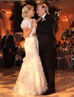 Bride No. 3: Neil Diamond posted this picture on Twitter after marrying his manager Katie McNeil on April 21 2012.