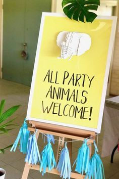 This Safari Birthday Party Is Perfect For Your Wild Child