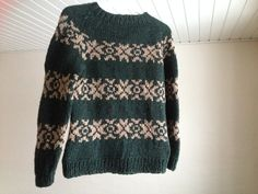 Sarah Lund Sweater for anden gang..
