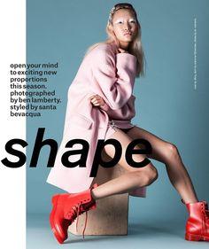 Shape Shift (Nylon Magazine)