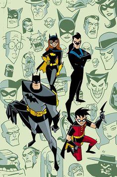 BATMAN GOTHAM ADVENTURES #1