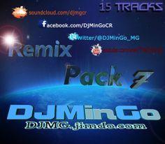 descargar Remix Pack Beats, Reggaeton 7 - Dj Mingo - descargar pack de musica remix gratis