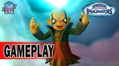 Skylanders Imaginators KAOS Gameplay Preview