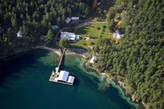 A San Juan Islands Compound With an Extensive Arsenal