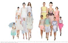 Spring Pastels - can't wait!