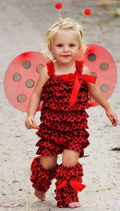 ladybug car seat covers | SET- Ladybug Pettiromper... Costume - Boutique Outfits - Products..!!! So cute!! Baby girl #2