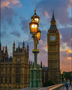 красивый Лондон