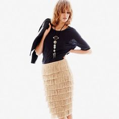 First Look: H+M's spring '13 collection has some serious fringe benefits