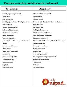 Languages, Idioms
