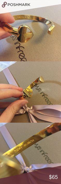 Tory Burch Adeline cuff bracelet Brand new. No trade No lowball. Take reasonable offer! Tory Burch Jewelry Bracelets