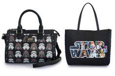 http://www.thekesselrunway.com/new-loungefly-x-star-wars-bags-wallets/ #thekesselrunway #starwarsfashion