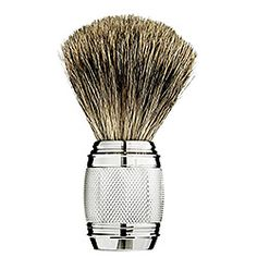 The Art of Shaving - Fusion Chrome Collection Shaving Brush #SephoraSweeps