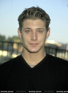 Picture of Jensen Ackles Jensen Ackles Supernatural, Jensen Ackles Young, Jared And Jensen, Jensen Ackles Hair, Danneel Ackles, Sam E Dean Winchester, Jesen Ackles, Cw Series, Attractive Guys