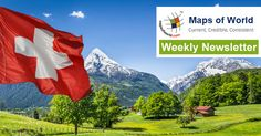 Check out this week's #newsletter for an amazing #Infographic on #Switzerland, exciting Quizzes, upcoming events and bestselling Maps! http://www.mapsofworld.com/newsletter/july-29-2015/