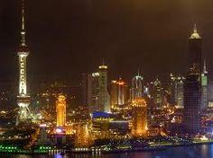 Shanghai, China. . . . World's largest city. . .