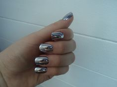 Metallic #Nails