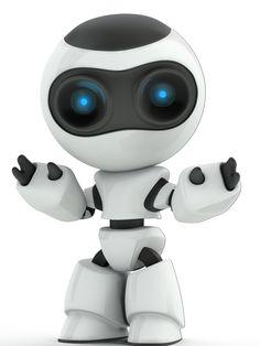 cute robot - Google Search