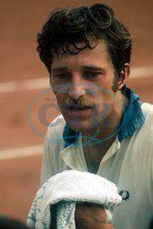 Jan KODEŠ ,  Davis Cup - Davisův pohár Československo - Itálie