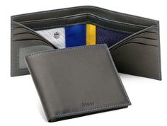 St. Louis Blues Game Used Uniform Wallet