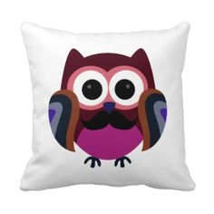 >>>best recommended          Retro Owl with Mustache Pillow           Retro Owl with Mustache Pillow We provide you all shopping site and all informations in our go to store link. You will see low prices onThis Deals          Retro Owl with Mustache Pillow Review on the This website by clic...Cleck Hot Deals >>> http://www.zazzle.com/retro_owl_with_mustache_pillow-189923366106102608?rf=238627982471231924&zbar=1&tc=terrest