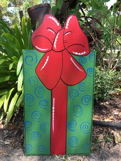 Christmas Yard Art Garden Art Christmas by samthecrafter on Etsy