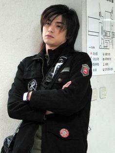 Mike He Jun Xiang