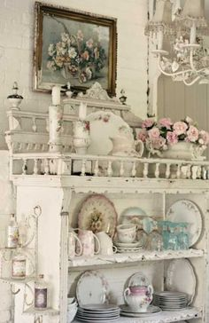 For my teacups...