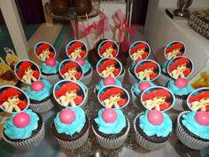 Cupcake la sirenita