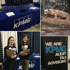 We're here at @pennstate's career fair in the #brycejordancenter discussing career #opportunities. Stop by & say hi we're at booth w28! #kpmgcampus #weareone #1firm1team #countlessopportunities #wearepennstate by kpmg_campus_us