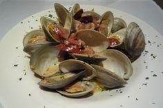 Linguini w/ clams