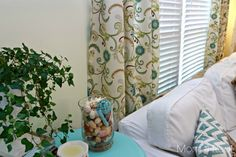 Easy Sew Curtain Panels